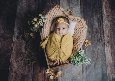Newly born baby photography in Vadodara